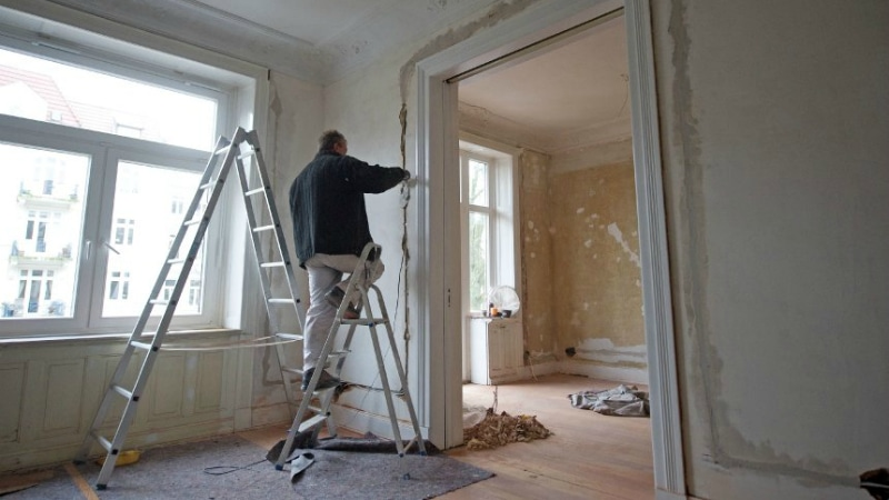 Закон и право: Решение BGH: арендатор не обязан проводить ремонт в квартире при переезде
