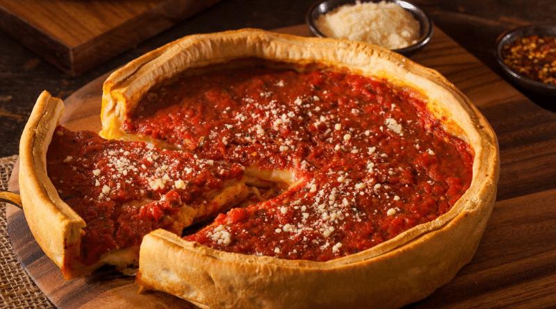 Полезные советы: Как на самом деле правильно есть пиццу? рис 4