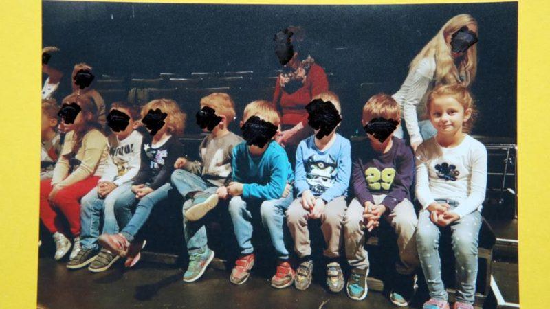 Происшествия: Защита личных данных: на виньетках из детского сада детям зарисовали лица