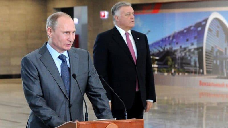 Политика: Почему друг Путина, находящийся под санкциями, получил визу в Германию?