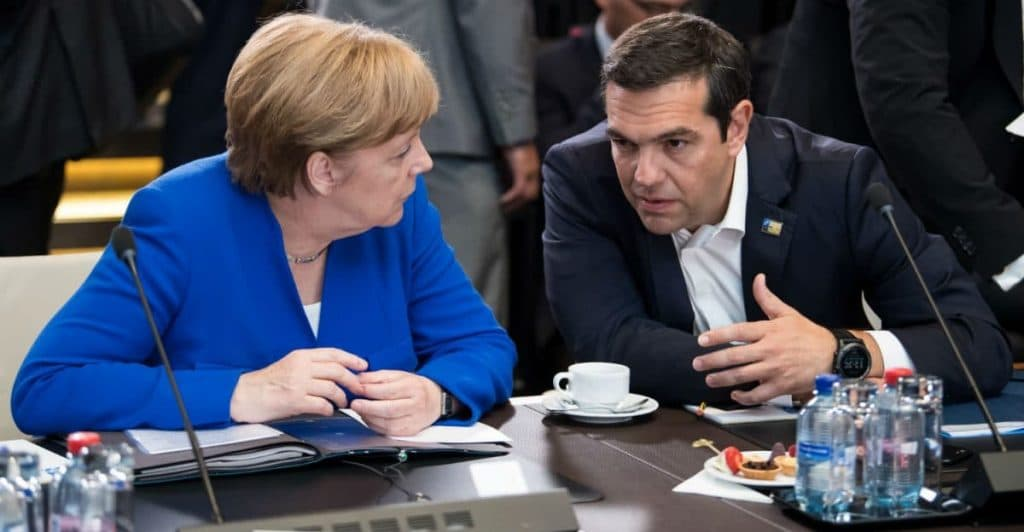 Политика: Греция согласилась забрать беженцев из Германии