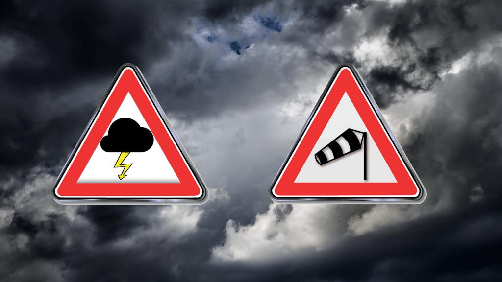Погода: Погода в Германии: торнадо, сильные грозы и похолодание