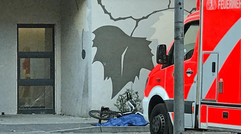 Происшествия: В Берлине ребенка убили поленом. Обновлено рис 2