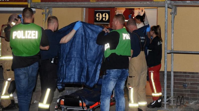 Происшествия: Ливанец убил отца пятерых детей