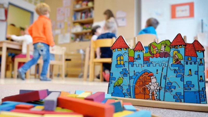 Общество: Как выбрать хороший детский сад для ребенка?