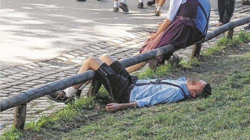 Закон и право: Пьяные пешеходы: штрафы и наказания в Германии