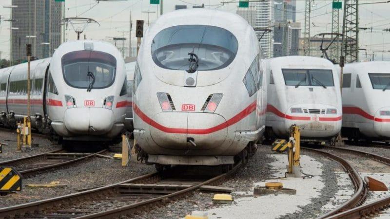 Общество: Deutsche Bahn закрывает важные маршруты: пассажиры в бешенстве