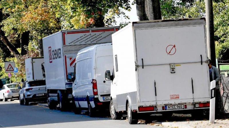 Закон и право: Правовые нюансы: стоянка грузовых автомобилей в жилых районах