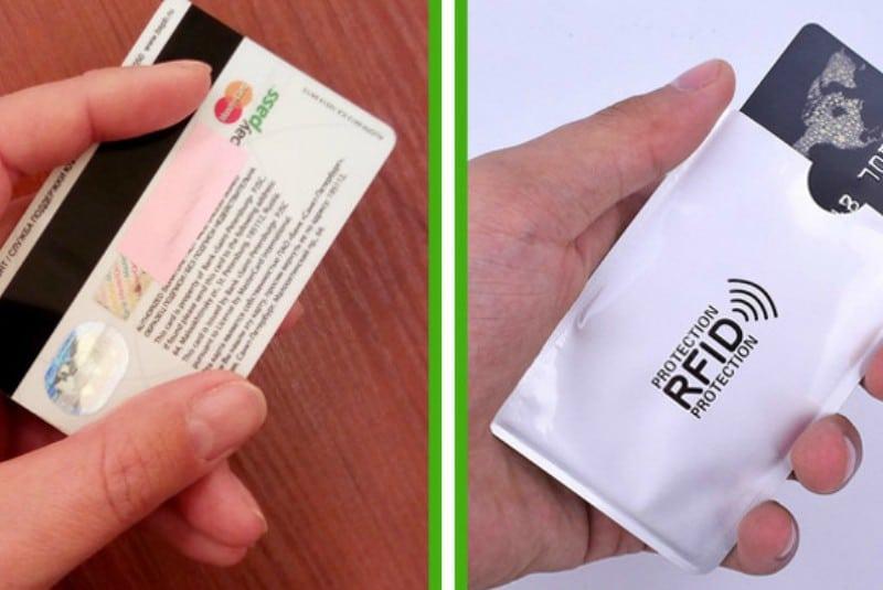 Полезные советы: Пластиковая карта и чехол