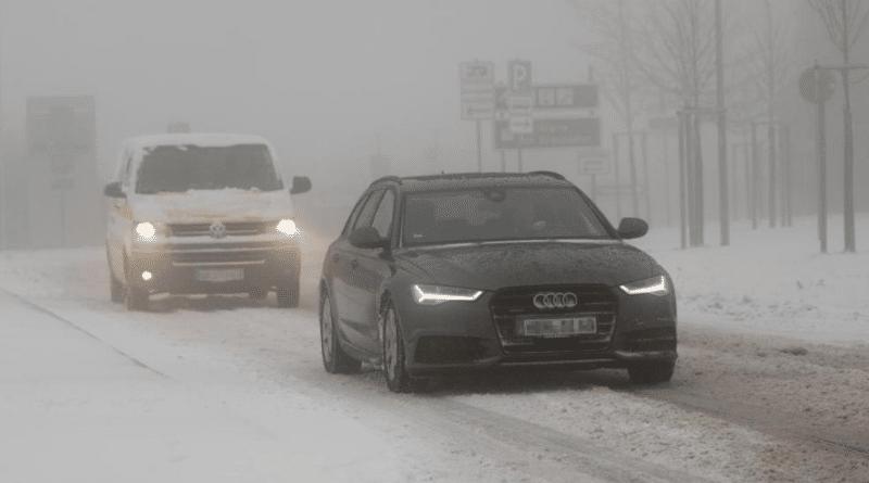 Полезные советы: Эти распространенные ошибки зимой совершают даже опытные водители