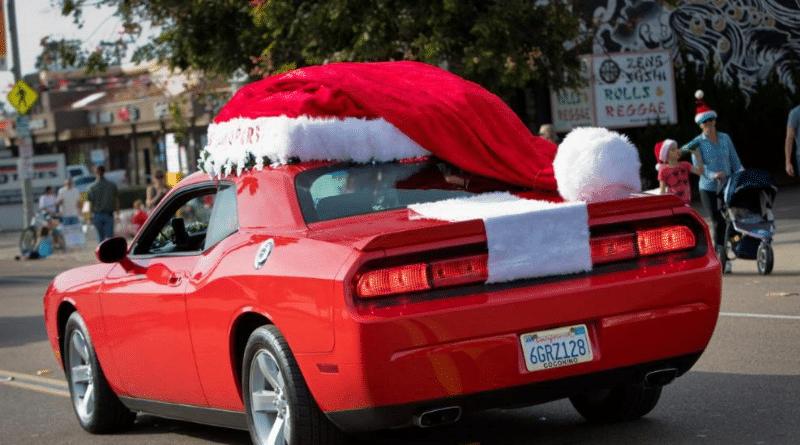 Закон и право: Праздничный декор авто: что разрешено, а за что оштрафуют?