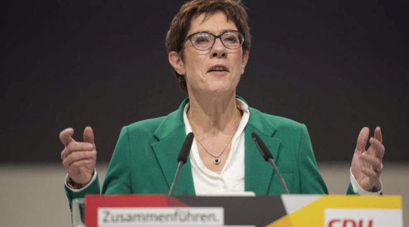 Политика: Нового председателя ХДС терроризируют неизвестные
