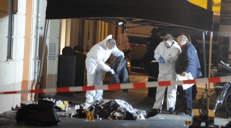 Происшествия: В Берлине выстрелом в голову убили мужчину