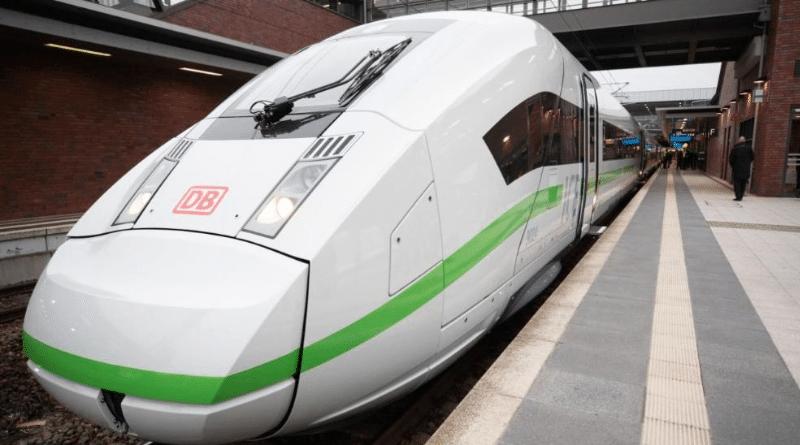 Общество: С завтрашнего дня работники Deutsche Bahn планируют начать забастовки