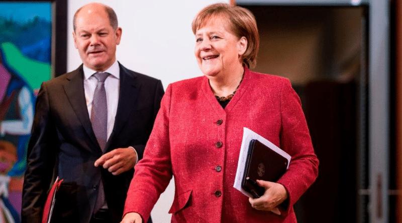 Политика: Большая коалиция: переживет ли правительство Меркель 2019 год?