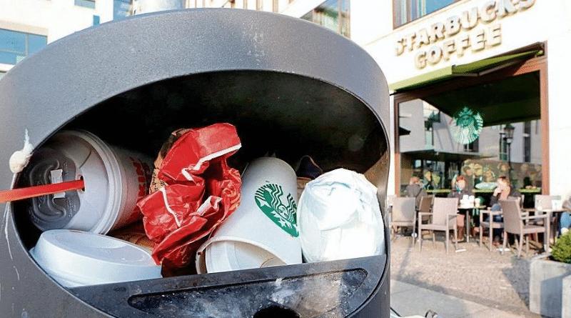 Общество: Первый в Германии город введет налог на одноразовую посуду и упаковку