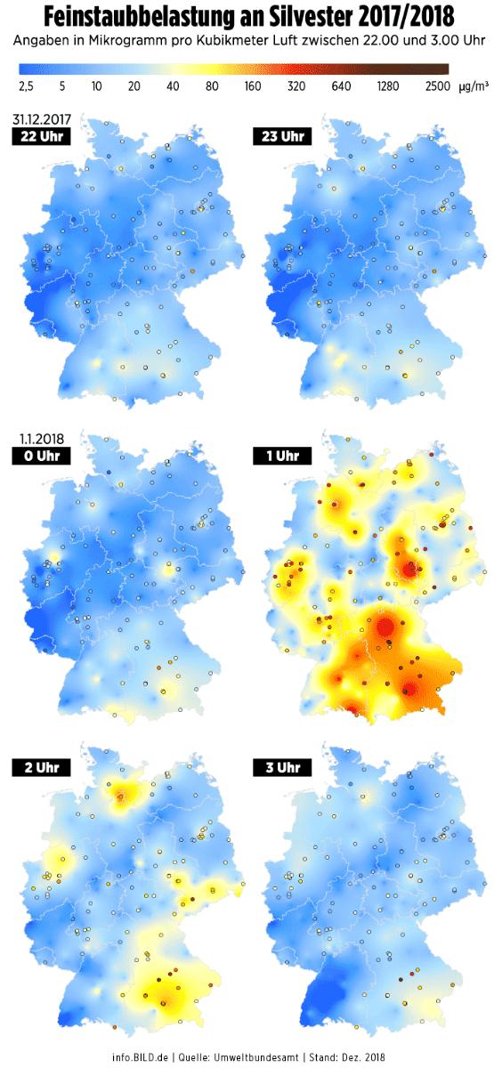 Погода: Какой будет погода в Германии на Новый год?