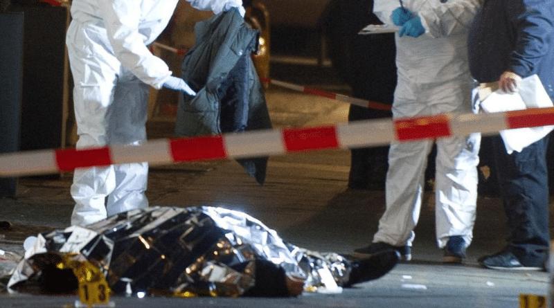 Происшествия: В Берлине выстрелом в голову убили мужчину рис 2