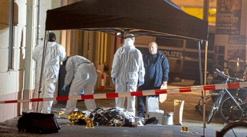 Происшествия: Берлинский ревнивец застрелил соперника, а затем себя