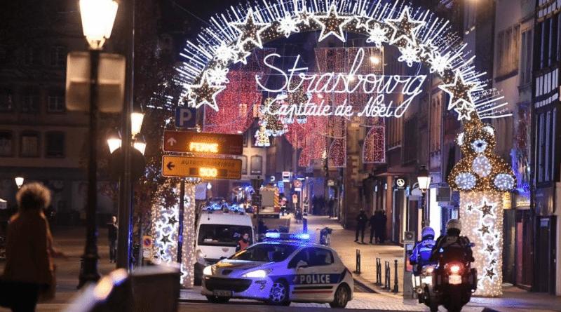 Происшествия: Теракт в Страсбурге: трое погибших, 11 раненых, преступник еще в бегах рис 2