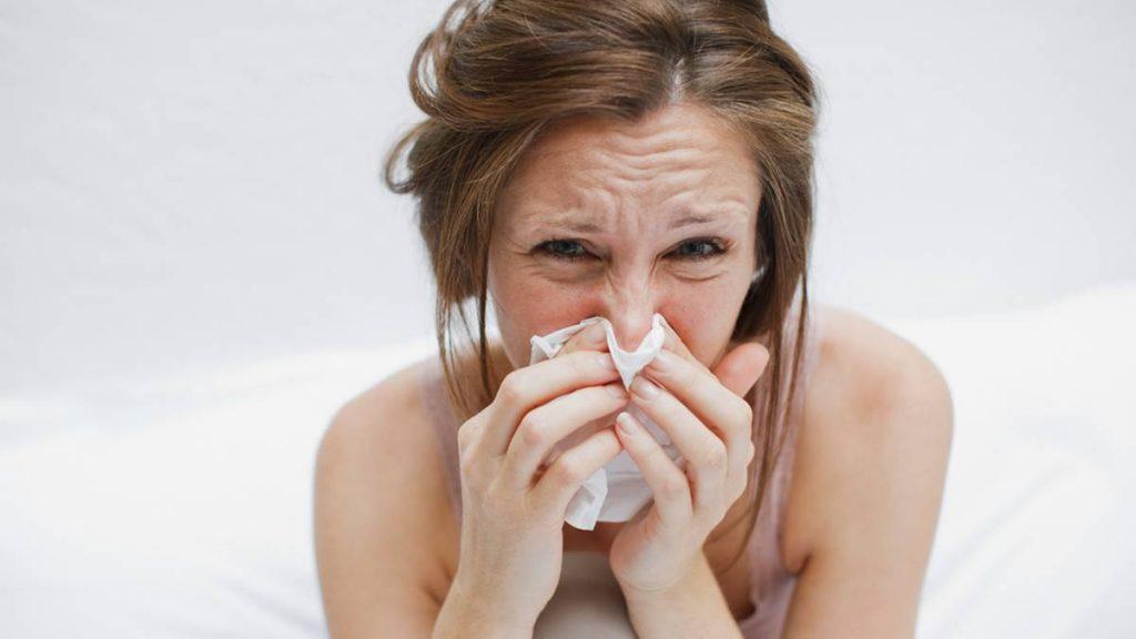 Здоровье: Как избавиться от заложенности носа без лекарств