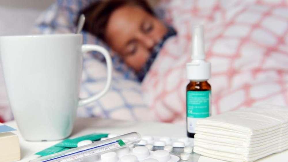 Здоровье: Как отличить простуду от гриппа?