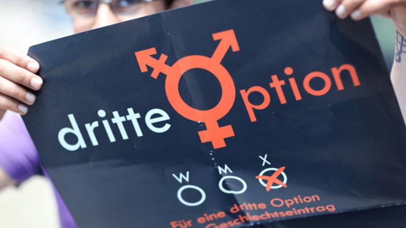 Общество: Бундестаг утвердил третий пол в Германии