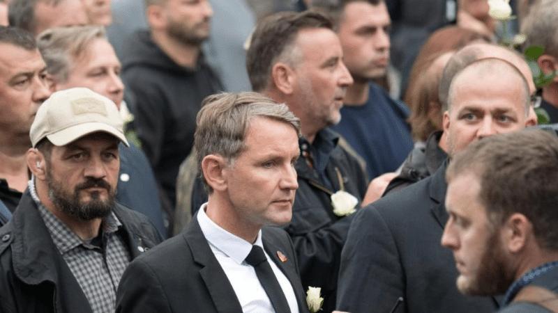 Политика: Прокуратура проводит расследование в отношении Бьорна Хеке