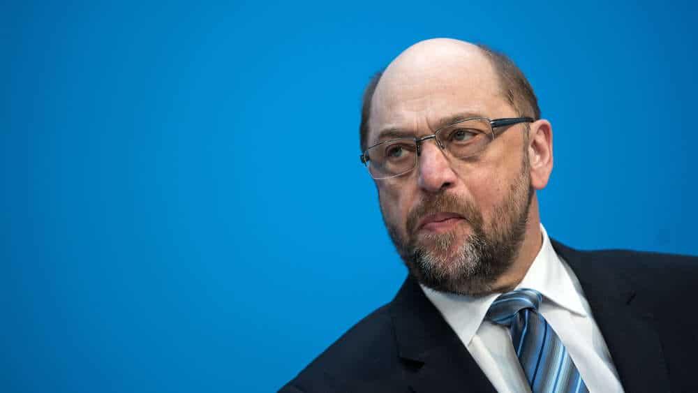 Политика: Шульц лоббирует введение цифрового налога