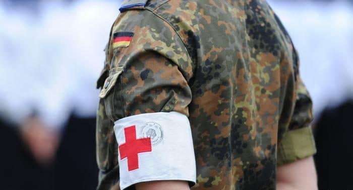 Политика: Бундесвер задумался о приеме на службу иностранцев