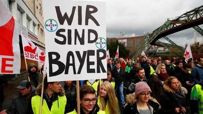 Деньги: Фармацевтическая компания Bayer сократит 12 тыс. рабочих мест