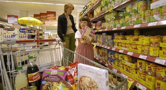 Здоровье: Содержание сахара, соли и жиров в немецких продуктах уменьшится