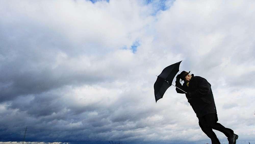 Погода: Погода в Германии: в выходные ожидаются дожди и штормовой ветер