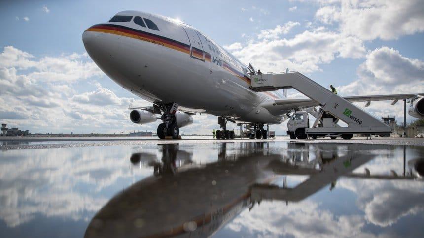 Происшествия: Найдены виновные в неполадках с самолетом Ангелы Меркель
