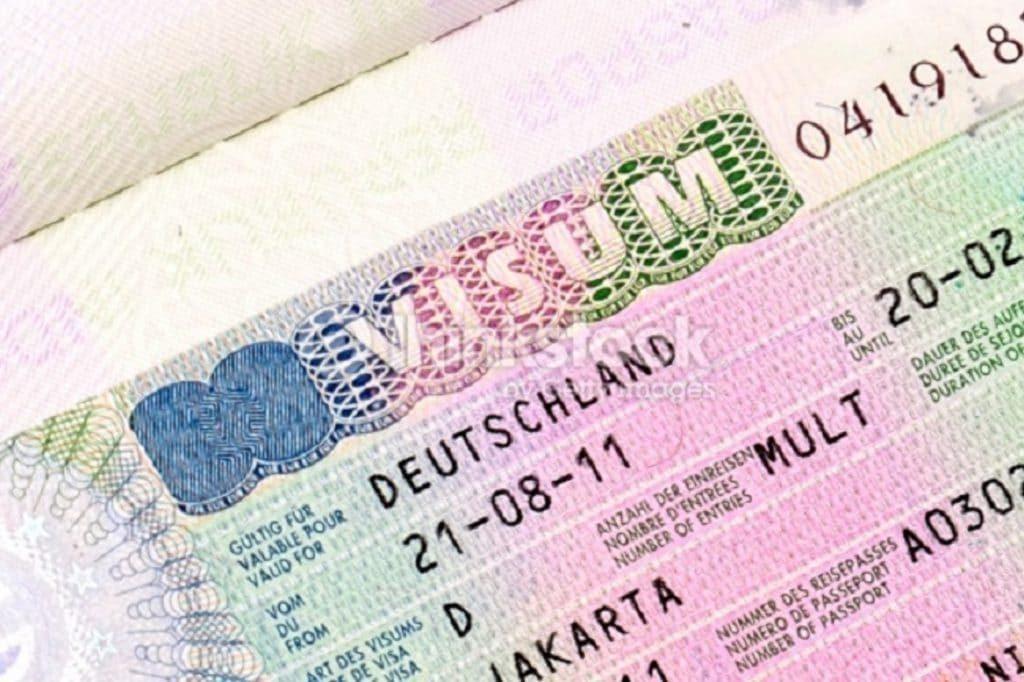 Общество: Немецкая виза: условия получения