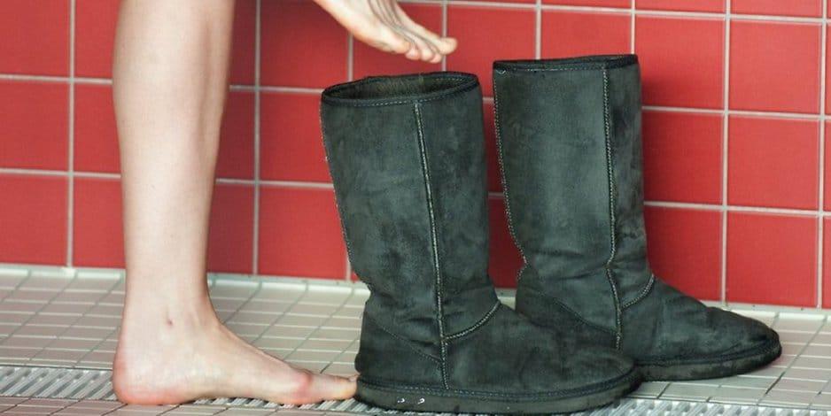 Здоровье: Теплые, но опасные: воздерживайтесь от ношения обуви угги