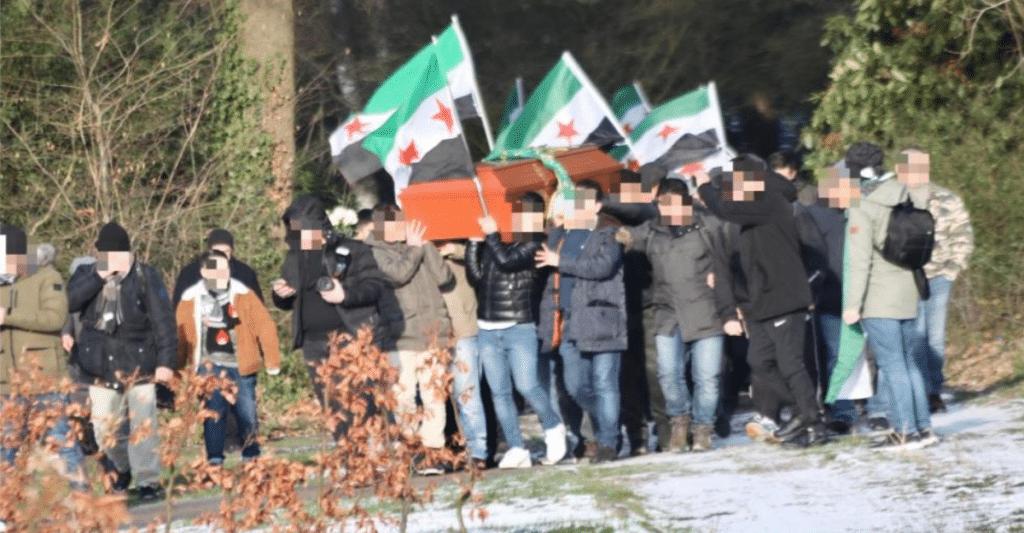 Происшествия: В Гамбурге убили аптекаря. Мужчина поплатился за критику политики Асада?