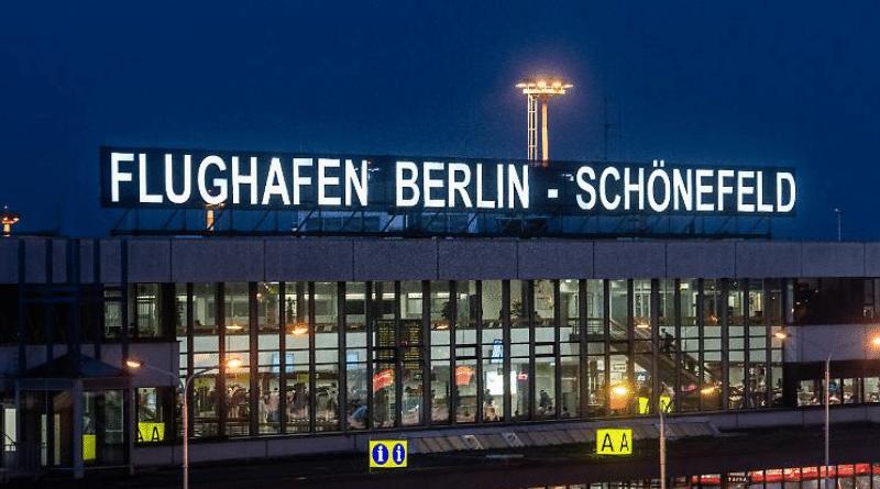 Общество: Забастовки в аэропортах Берлина повлекут отмену рейсов и опоздания