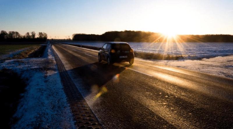 Погода: В Германию пришли морозы: будет преимущественно сухо, но опасно на дорогах
