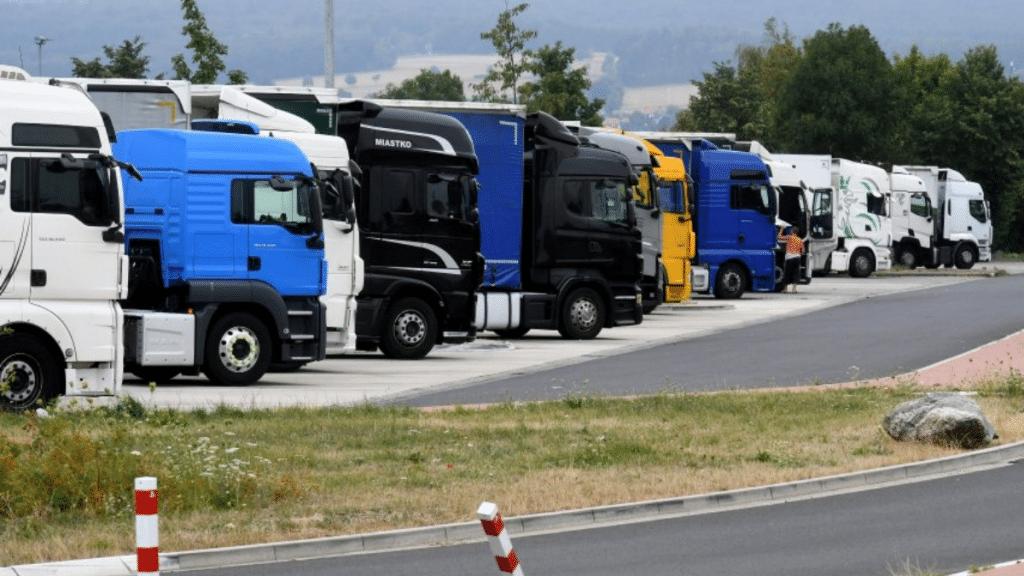 Общество: Полицейский контроль дальнобойщиков в Гессене: 190 водителей оказались пьяны