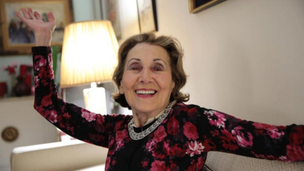 Общество: Танцы спасли Хелену от смерти от рук нацистов