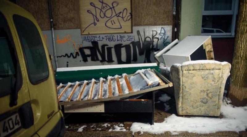 Происшествия: Полиция предупреждает: в Германии орудуют «мусорные» мошенники