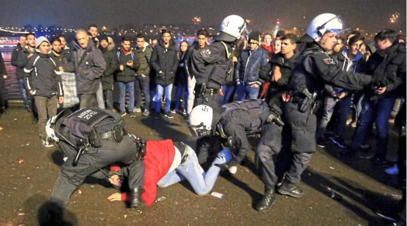Происшествия: Новый год в Германии: убийство, покушение, драки, пожар, взрыв
