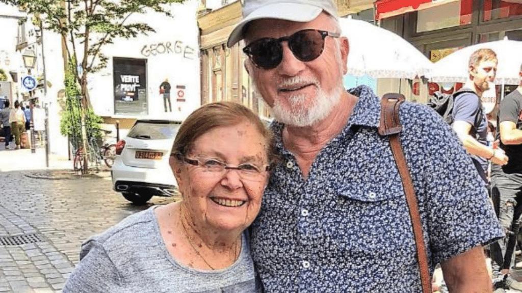 Общество: Через 73 года выжившая жертва Холокоста встретилась со своим спасителем