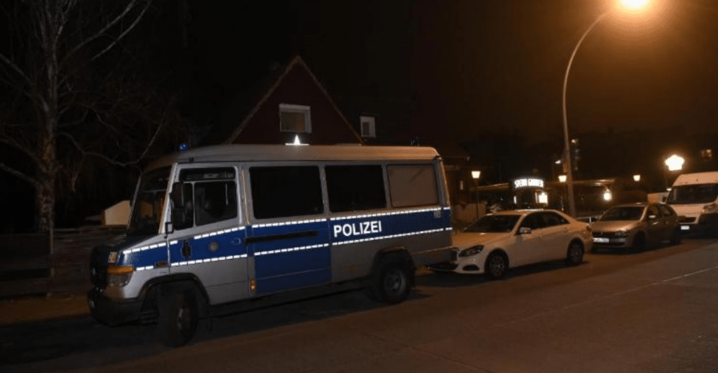Происшествия: В Берлин нелегально поставляют оружие: полиция провела рейд