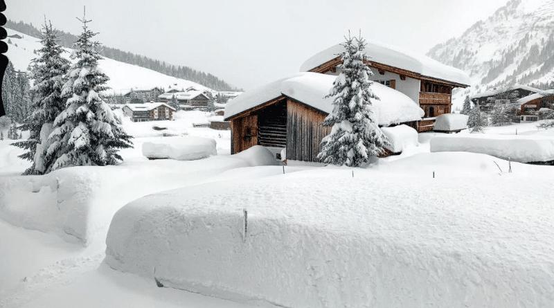 Погода: В Германии ожидается экстремальное похолодание до -20°C