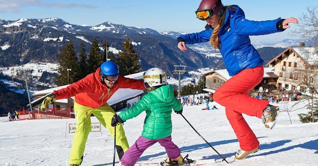Досуг: Самые лучшие горнолыжные курорты Германии – сезон 2019