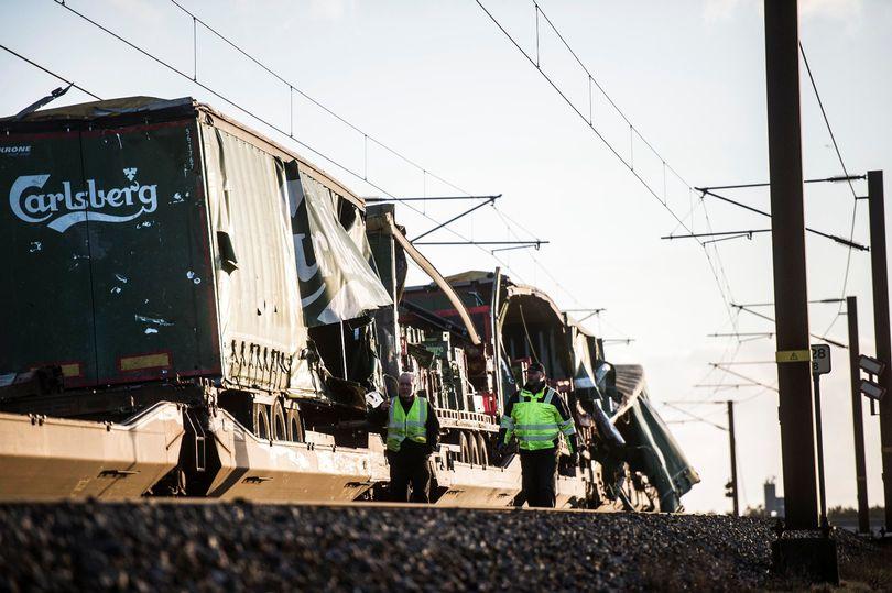 Отовсюду обо всем: Авария на мосту в Дании: шесть человек погибли