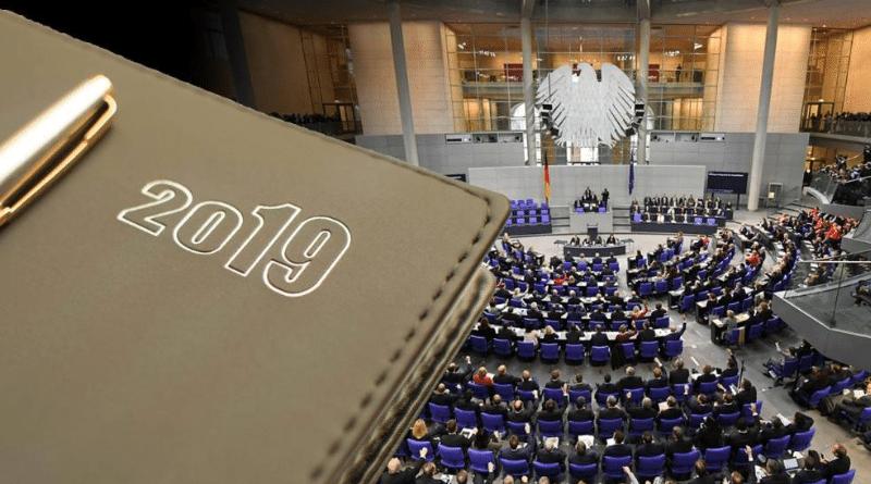 Общество: 19 важных событий, запланированных на 2019 год