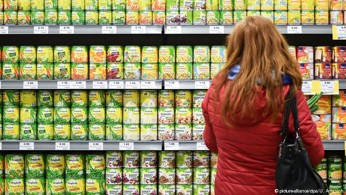 Полезные советы: Немецкий супермаркет: что нужно знать?